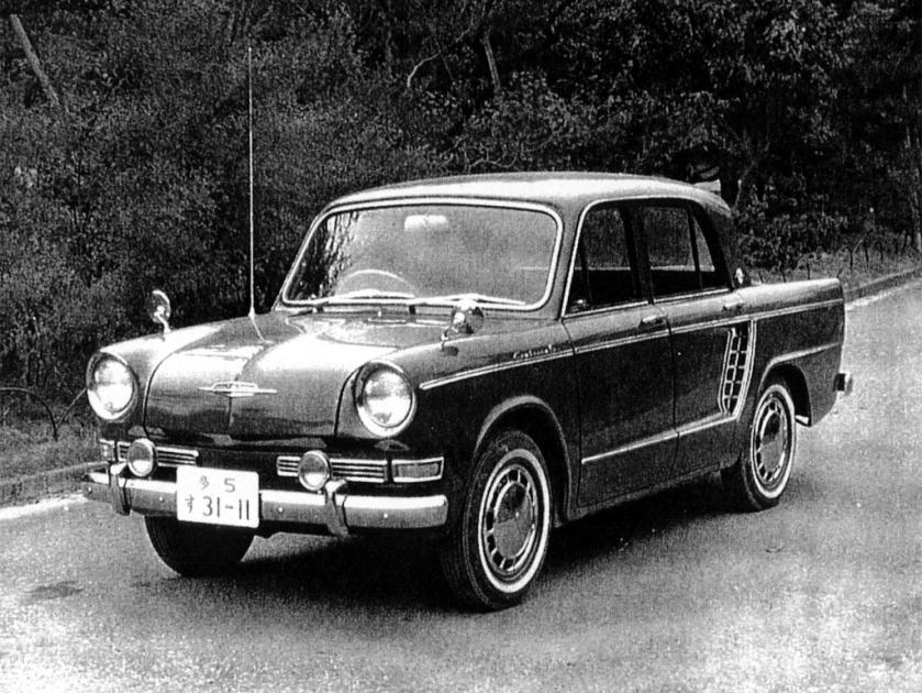 1962 Hino 1-27-1