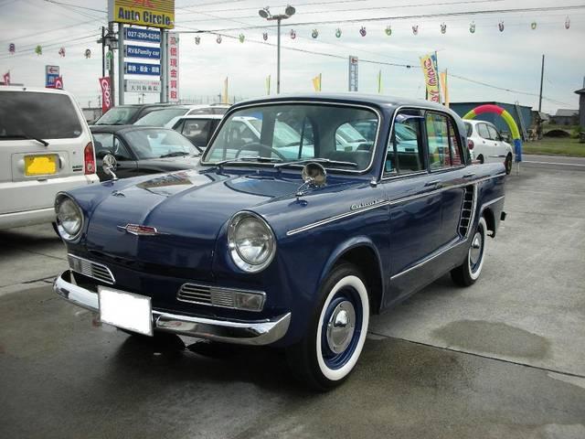 1962 Hino Contessa