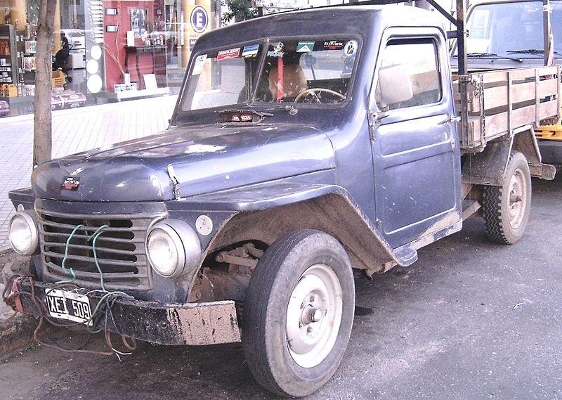 1962 Rastrjero RD