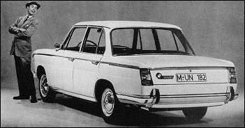 1963 BMW 1800 (2)