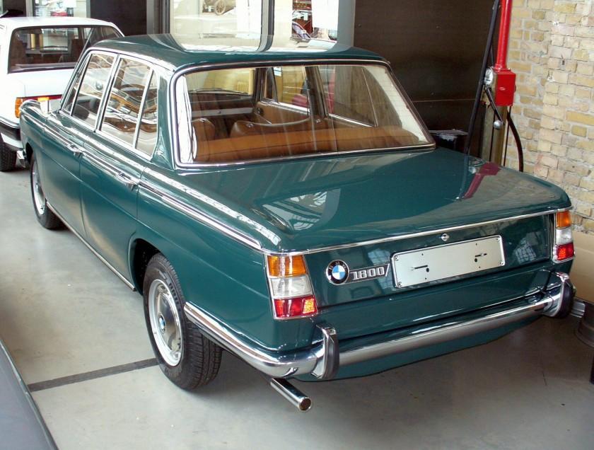 1963 BMW 1800