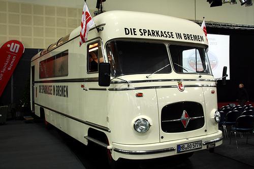 1963 Borgward Bus Sparkasse Bremen