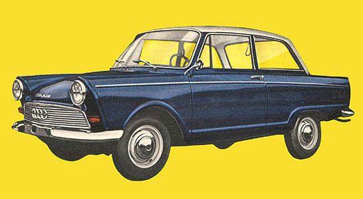 1963 dkw f12