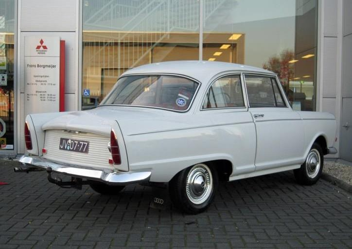 1963 DKW Junior Deluxe JV-07-77