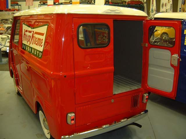 1963 Glas Goggomobil Transporter achtekant(D)