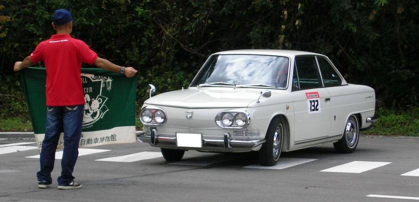1963 Hino Contessa 1300 coupe