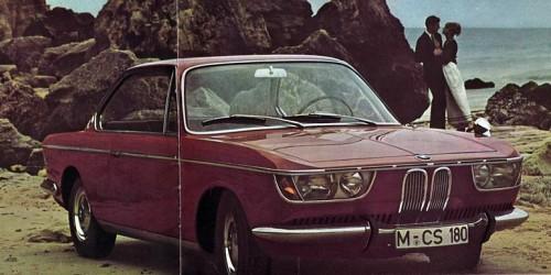 1964 BMW 2000 CS