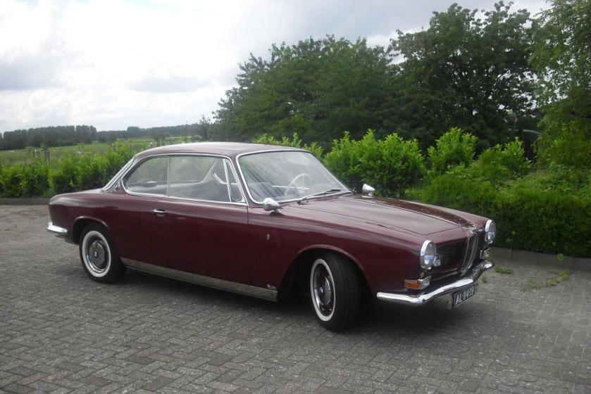 1964 BMW 3200 CS AL-94-19