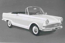 1964 DKW F12 Cabriolet