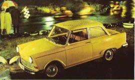 1964 DKW F12