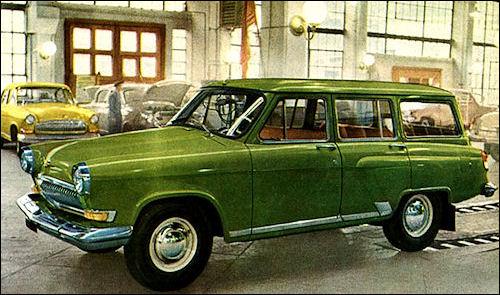 1964 gaz 22 Volga