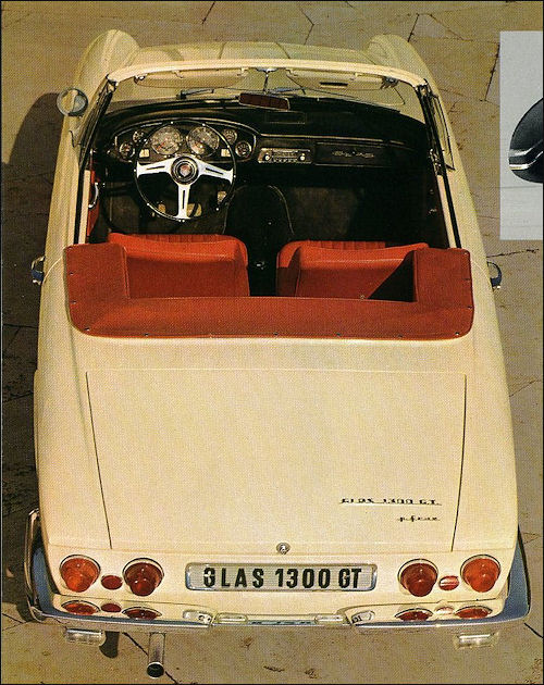 1964 glas 1300GT1011