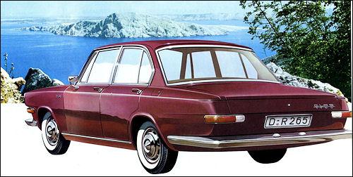 1964 glas 1700