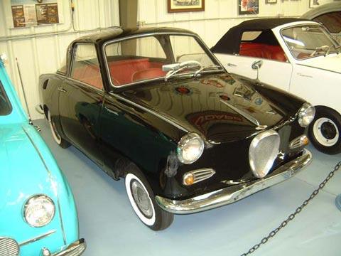 1964 Glas Goggomobil Coupe (D)
