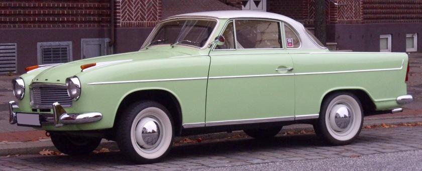 1964 Hansa 1100 Coupe