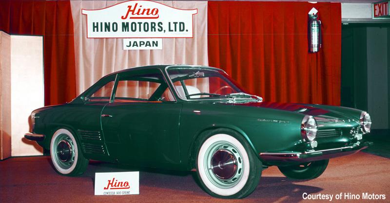 1964 Hino Contessa 900