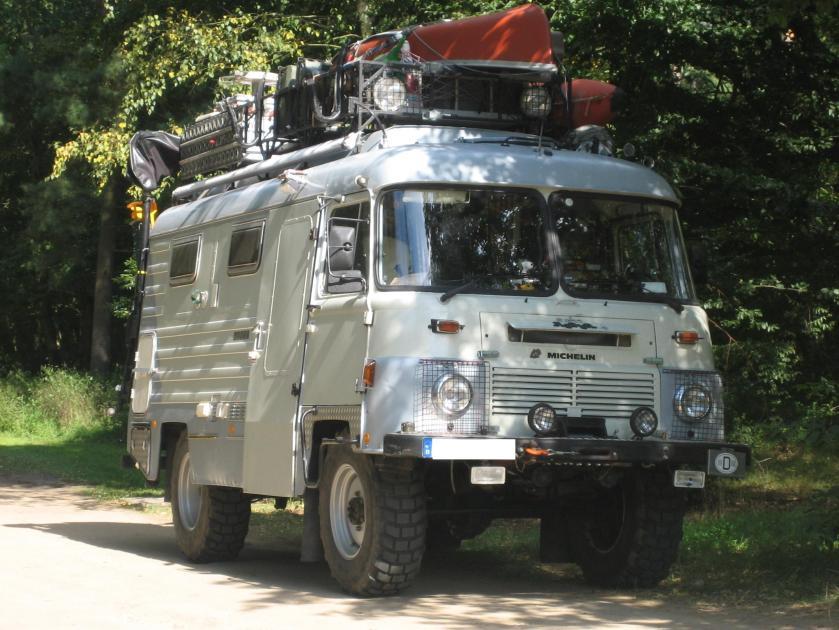 1964 robur 189