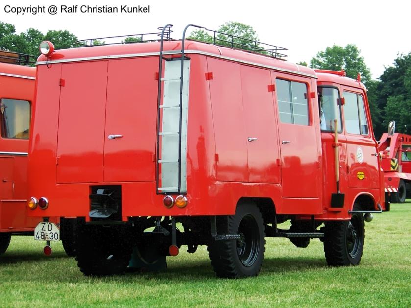 1964 Robur LO 1800 A