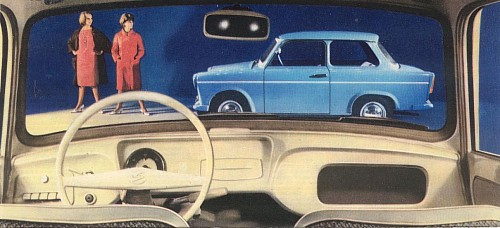 1964 Trabant 60103c