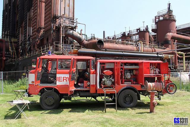 1965 - 1990 IFA W 50 L Feuerwehr