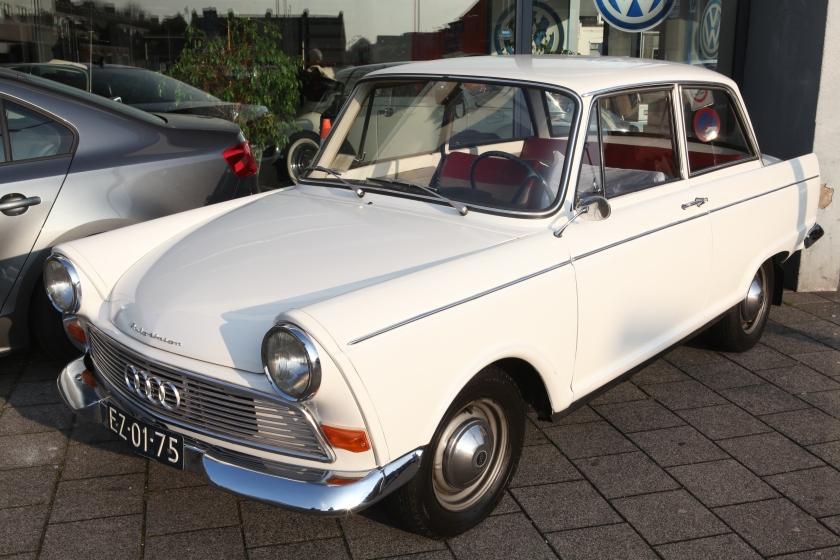 1965 Auto Union DKW F 12