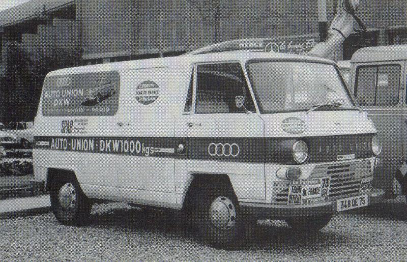 1965 Auto Union F 1000 L
