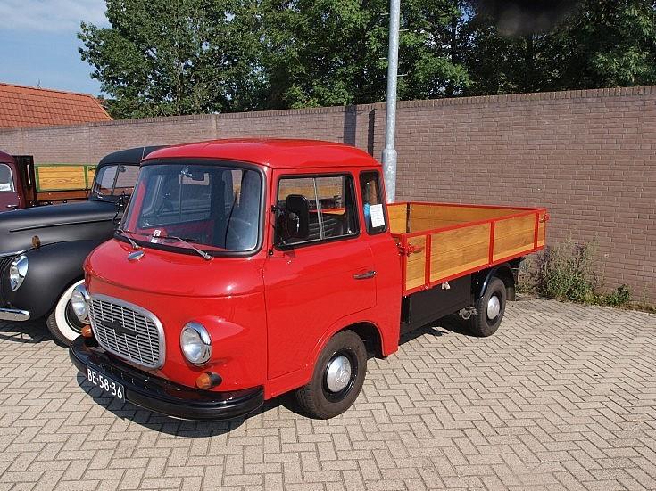 1965 Barkas B 1000 HP a