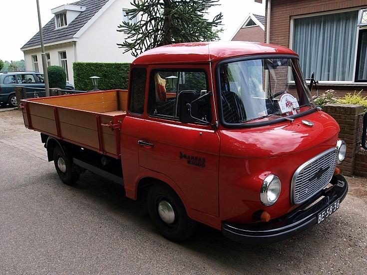 1965 Barkas B 1000 HP b