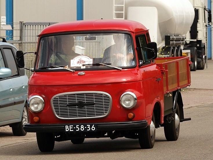 1965 Barkas B 1000 HP c