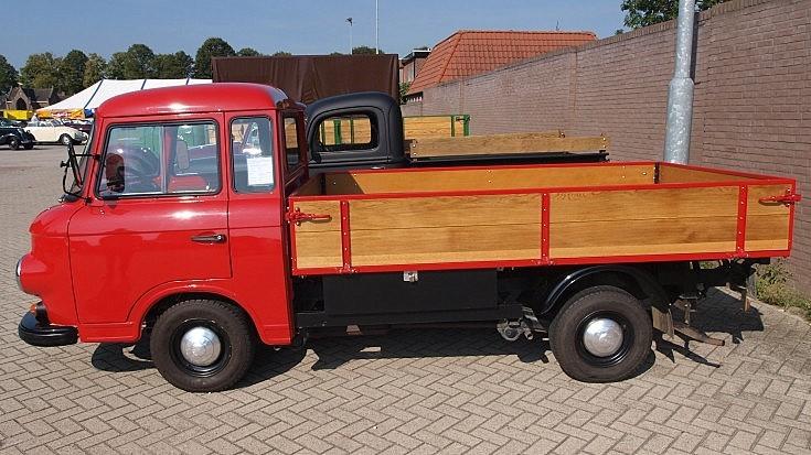 1965 Barkas B 1000 HP d