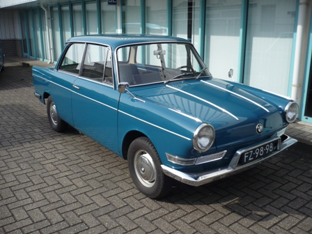 1965 BMW 700 LS  FZ-98-98