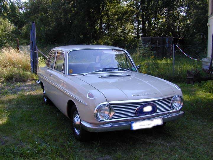 1965 DKW F102