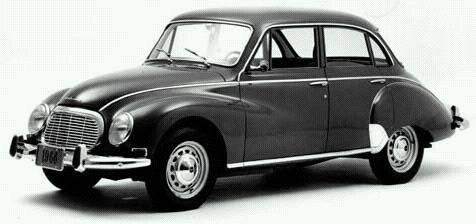 1965 DKW-Vemag Belcar