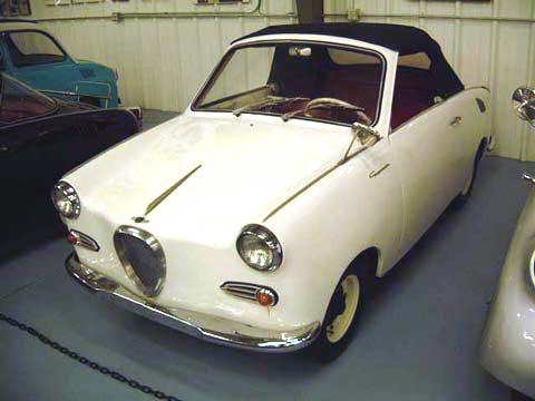 1965 Glas Goggomobil Cabriolet (D)