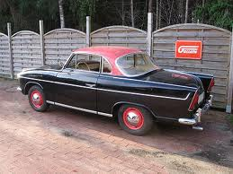 1965 Hansa 1100 coupe a