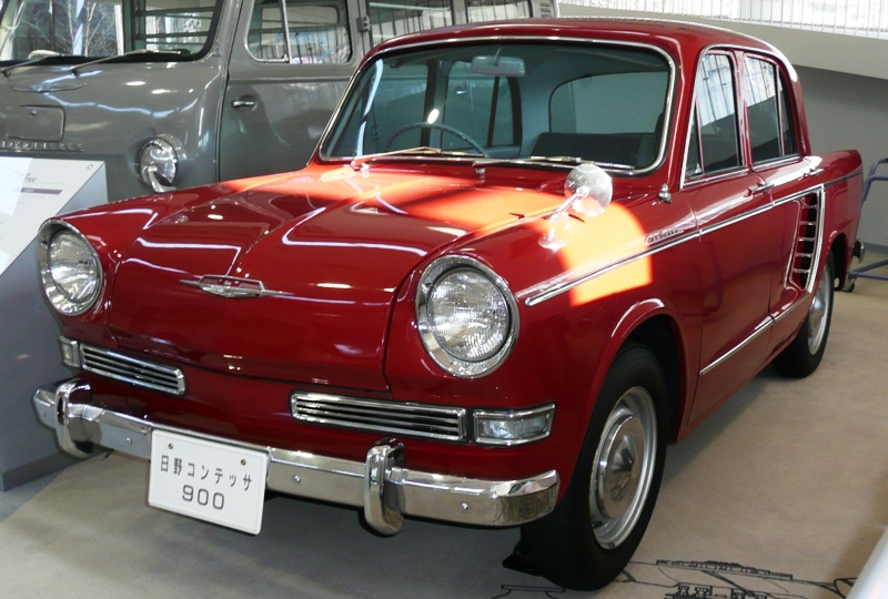 1965 Hino Contessa900