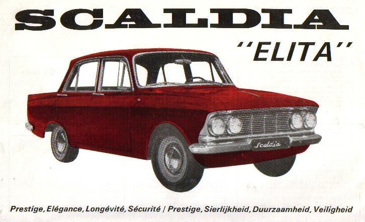 1965 Scaldia 1500