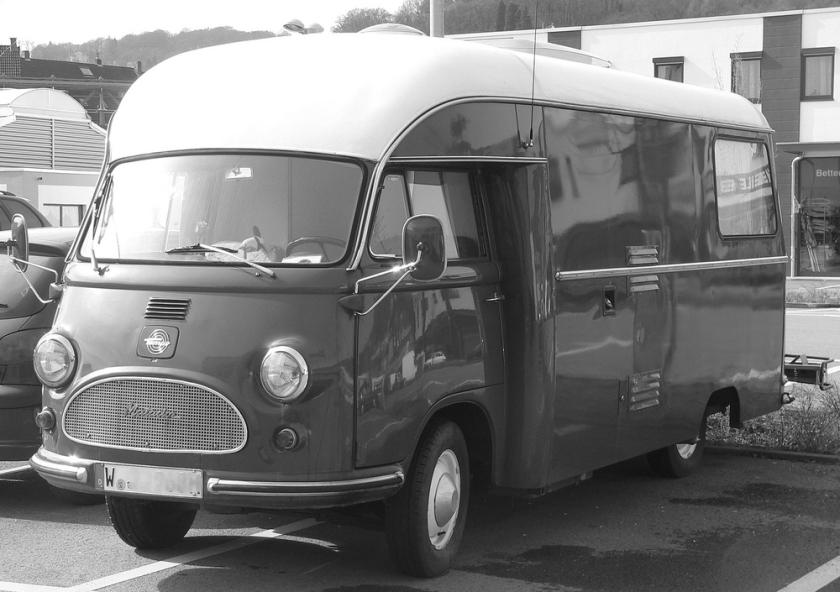 1965 Tempo Matador Reisemobil
