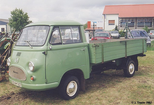1965 Trucks Tempo-Matador-E-Pritsche-hellgruen