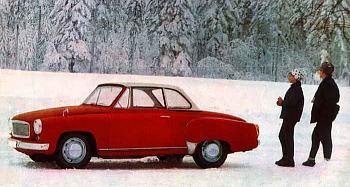 1965 wartburg 1000-7