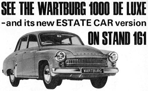 1965 wartburg  -2x1