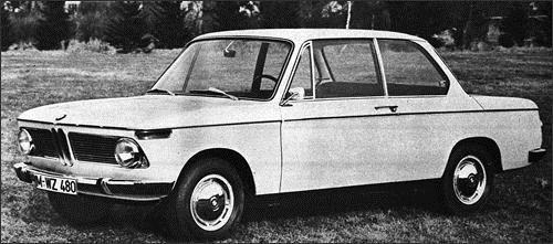 1966 BMW 1600-2 1966
