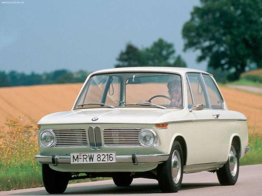 1966 BMW 1600-2