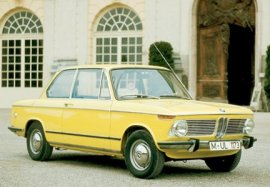 1966 BMW 2002