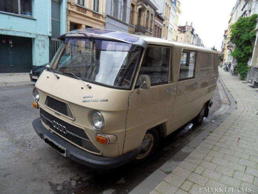 1966 DKW IMOSA F1000