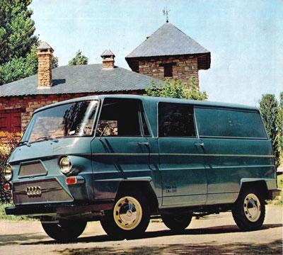 1966 DKW IMOSA F1000a