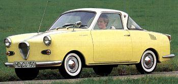 1966 goggomobil coupe
