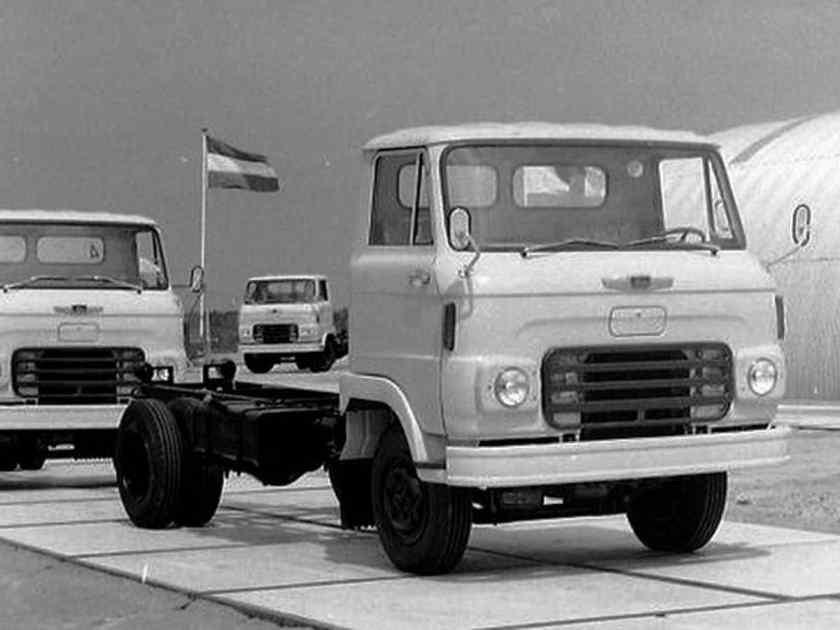 1966 Hino NL 3