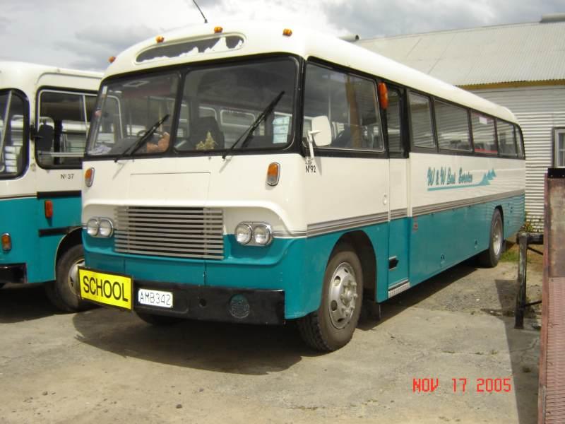 1966 Hino Schoolbus