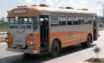 1966 Hino Thai Bangkok Bus 99-66